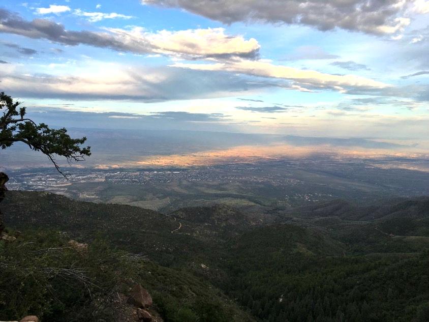 Mingus Mountain Arizona - Heaven on Earth - Verde Valley ...